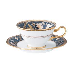 ノリタケ 食器 サブライム ティー・コーヒー碗皿(鉄紺)|i-matsumoto