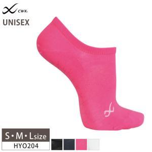 CWX C-WX ベリーショートソックス 男女兼用 ワコール HYO204