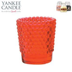 ヤンキーキャンドル YANKEE CANDLE 正規品 ホビネルグラス ルビー S77400000RB 490143577|i-mixon