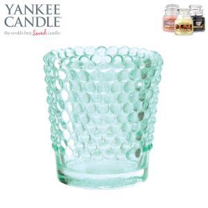 ヤンキーキャンドル YANKEE CANDLE 正規品 ホビネルグラス エメラルド S77400000EM 4901435|i-mixon