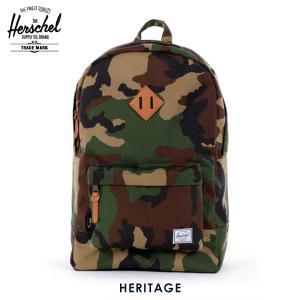 ハーシェル バッグ 正規販売店 Herschel Supply ハーシェルサプライ バッグ Heritage 20L H-121-29-14-OS カモ D15|i-mixon