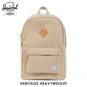 ハーシェル バッグ 正規販売店 Herschel Supply ハーシェルサプライ バッグ 10007-00012-OS Heritage Heavyweight Cotton Canvas Khaki i-mixon