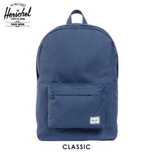 ハーシェル バックパック 正規販売店 Herschel Supply ハーシェルサプライ リュックサック バッグ 10001-00007-OS Classic Navy バックパック|i-mixon