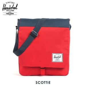 ハーシェル Herschel 10035-00018-OS Scottie Red/Navy ショルダーバッグ|i-mixon