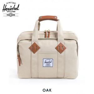 ハーシェル バッグ 正規販売店 Herschel Supply ハーシェルサプライ ハンドバッグ 10038-00013-OS Oak Canvas Natural ハンドバッグ|i-mixon