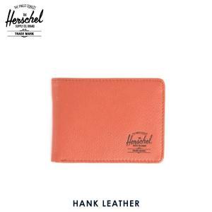 ハーシェル サプライ Herschel Supply 正規販売店 10049-00035-OS Hank Leather Camper Ora|i-mixon