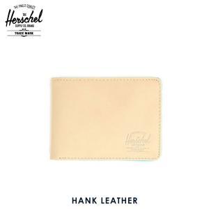 ハーシェル サプライ Herschel Supply 正規販売店 10049-00038-OS Hank Leather Natural Nu|i-mixon