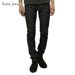 ヌーディージーンズ ジーンズ メンズ 正規販売店 Nudie Jeans ジーパン THIN FINN DRY TWILL 934 111085 1005 D15S25|i-mixon
