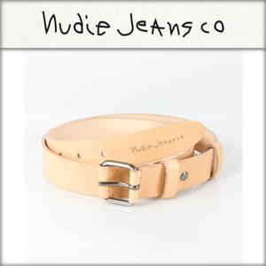 ヌーディージーンズ Nudie Jeans 正規販売店 ベルト Belt Leather Natural 180181|i-mixon