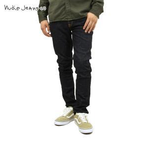 ヌーディージーンズ メンズ Nudie Jeans ジーンズ 正規販売店 Long John Org. Twill Rin|i-mixon