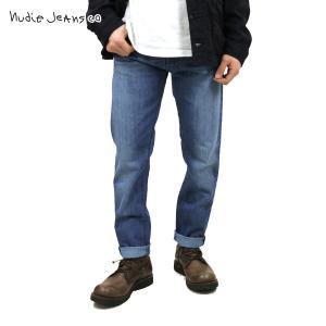 ヌーディージーンズ メンズ Nudie Jeans ジーンズ Steady Eddie 195 Organic Deep|i-mixon