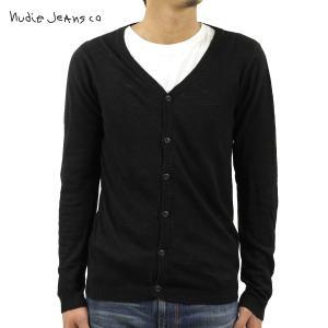 ヌーディージーンズ メンズ Nudie Jeans 正規販売店 カーディガン Botvid Cardigan Embo 1 i-mixon