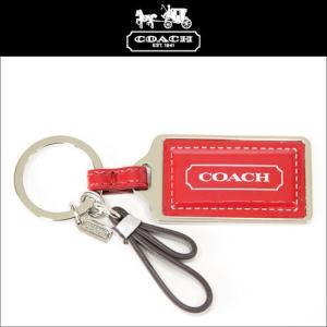 コーチ COACH 正規品 キーホルダー KEY CHAIN F65745 SVRD i-mixon