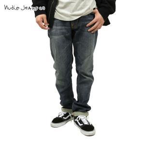 ヌーディージーンズ シンフィン メンズ Nudie Jeans Thin Finn Dusk Indigo 305 111|i-mixon