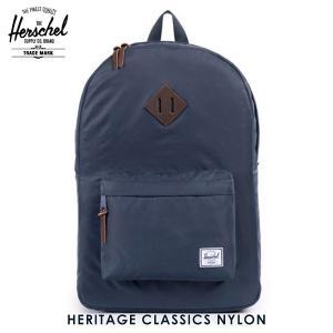 ハーシェル バッグ 正規販売店 Herschel Supply ハーシェルサプライ バッグ Heritage Classics - Nylon 10007-00 i-mixon