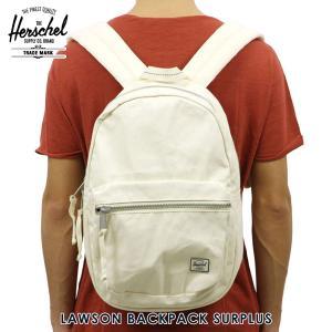 ハーシェル バッグ 正規販売店 Herschel Supply ハーシェルサプライ バッグ LAWSON BACKPACK SURPLUS 10179-01455-OS NATURAL i-mixon