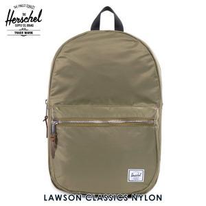 ハーシェル バッグ 正規販売店 Herschel Supply ハーシェルサプライ バッグ Lawson Classics - Nylon 10179-00589-OS Fern i-mixon