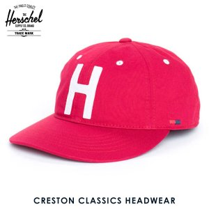 ハーシェル Herschel キャップ Creston M/L Classics Headwear 1023-0024-M i-mixon
