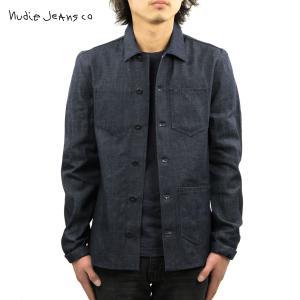 ヌーディージーンズ アウター メンズ Nudie Jeans ジャケット Tryggve 160371 5012 B26|i-mixon