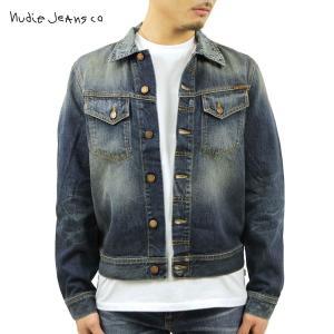 ヌーディージーンズ アウター メンズ Nudie Jeans ジャケット Conny 160382 5016 B26 De|i-mixon
