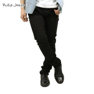 ヌーディージーンズ メンズ Nudie Jeans ジーンズ High Kai 992 1112890 1032 Blac|i-mixon