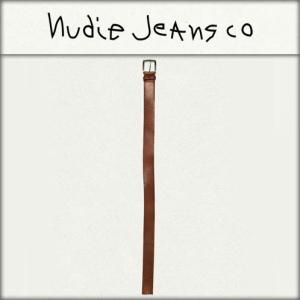 ヌーディージーンズ Nudie Jeans ベルト Antonsson Belt 180513 7026 B10 Brow|i-mixon
