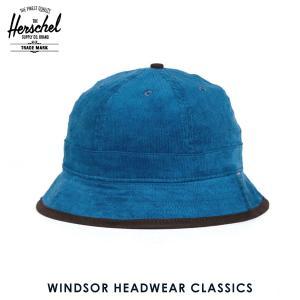 ハーシェル ハット 正規販売店 Herschel Supply ハーシェルサプライ 帽子 Windsor HEADWEAR CLASSICS 1029- i-mixon