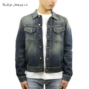 ヌーディージーンズ アウター メンズ Nudie Jeans ジャケット Billy Denim 160404|i-mixon
