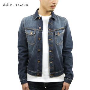 ヌーディージーンズ アウター メンズ Nudie Jeans ジャケット Kenny Denim 160405|i-mixon