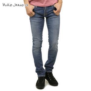 ヌーディージーンズ メンズ Nudie Jeans ジーンズ 正規販売店 Long John Clean Street 493 1120130|i-mixon