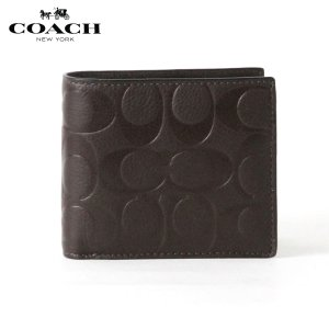 コーチ COACH 正規品 メンズ 財布 WALLET F74992 MAH|i-mixon