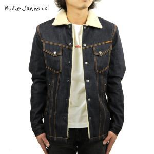 ヌーディージーンズ アウター メンズ Nudie Jeans 正規販売店 ジャケット Lenny B26 Denim 16|i-mixon