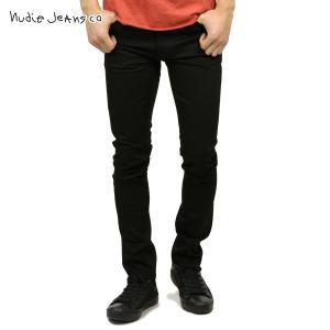 ヌーディージーンズ リーンディーン メンズ Nudie Jeans 正規販売店 Lean Dean 470 Dry Col|i-mixon
