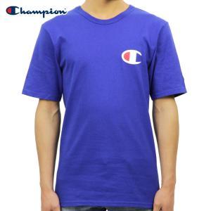 チャンピオン Tシャツ 正規品 CHAMPION 半袖Tシャツ  CREW TEE T1919P Heritage Tee GUX-SURFTHEWEB #549500 PATRIOTIC C|i-mixon