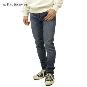 予約商品 10月頃入荷予定 ヌーディージーンズ スキニーリン メンズ 正規販売店 Nudie Jeans ボトムス ジーパン SKINNY LIN DENIM JEANS 072 113169 i-mixon