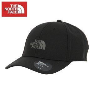 ノースフェイス キャップ メンズ レディース 正規品 THE NORTH FACE 帽子 ベースボールキャップ RECYCLED 66 CLASSIC HAT TNF BLACK NF0A4VSV JK3 i-mixon