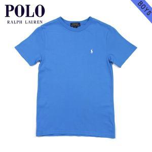 30%OFF アウトレット品 ポロラルフローレンキッズ POLO RALPH LAUREN CHILDREN 正規品 子供服 ボーイズ 半袖Tシャツ COTTON S/S CREW TEE 323511047027|i-mixon