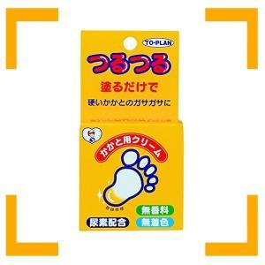 東京企画販売 TO-PLAN(トプラン) かかと用クリーム30g 尿素配合クリーム 単品