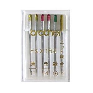 家庭用ミシン用 HA針詰め合わせセット(ブラザー製)|i-ozu