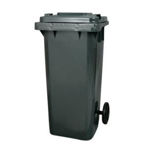 プラスチック トラッシュカン ゴミ箱 120L グレー DULTON(ダルトン)