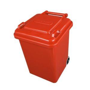 プラスチック トラッシュカン ゴミ箱 18L レッド DULTON(ダルトン)