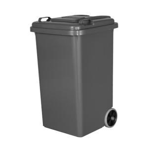 プラスチック トラッシュカン ゴミ箱 65L グレー DULTON(ダルトン)