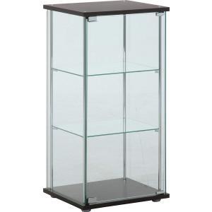 コレクションケース フィギュアケース 3段 高さ90cm ガラス 96049