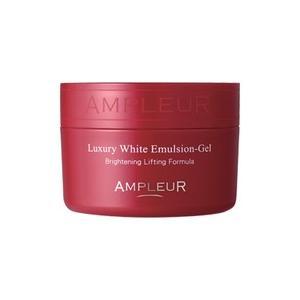 【送料無料】AMPLEUR アンプルール ラグジュアリー ホワイト ホワイト エマルジョンゲル  (120g) 美容乳液ゲル!|i-presents