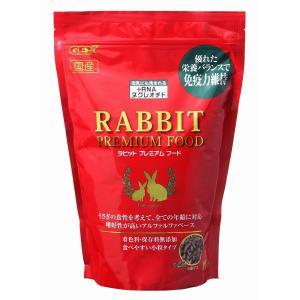 ジェックス ラビットプレミアムフード 850g|i-rabbit