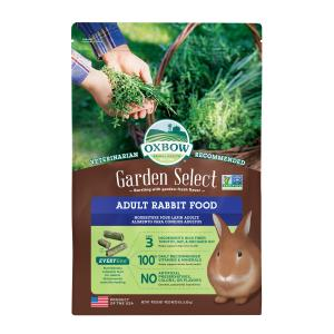OXBOW ガーデンセレクト アダルトラビットフード 1.8kg グルテンフリー 送料無料 うさぎ |i-rabbit