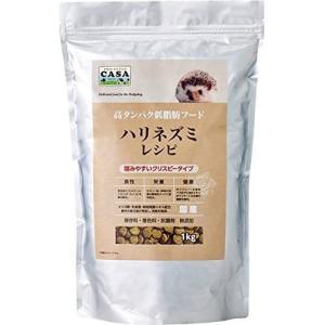 マルカン CASA ハリネズミレシピ 1kg ハリネズミ  えさ エサ 餌 送料無料 |i-rabbit