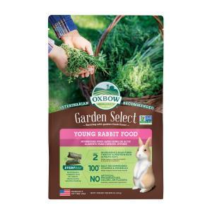 獣医師推奨 OXBOW ガーデンセレクト ヤングラビットフード 1.8kg グルテンフリー 送料無料 うさぎ |i-rabbit