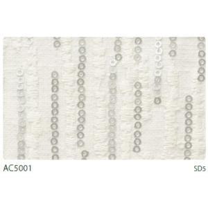 サンゲツ オーダーカーテン AC5001 巾100×丈201〜220cm(2枚入) SS縫製仕様 約2倍 3つ山ヒダ i-read 03