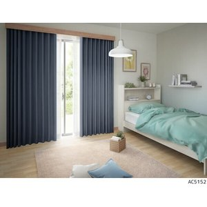 SOU・SOU オーダーカーテン AC5145〜AC5152 色かさね 巾150×丈161〜180cm(2枚入) LP縫製仕様(形態安定加工) 約2倍 3つ山ヒダ|i-read|08
